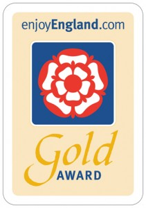 Gold Award for Serviced Accommodation