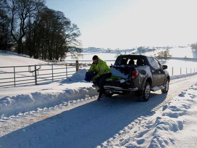 Gritting Drive
