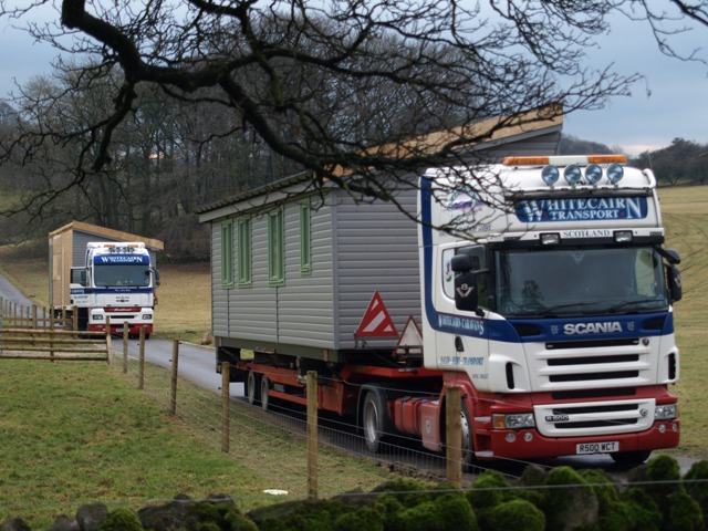 Daisybank arrives on site