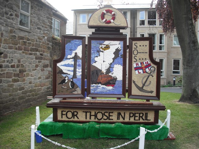 Wirksworth well dressings