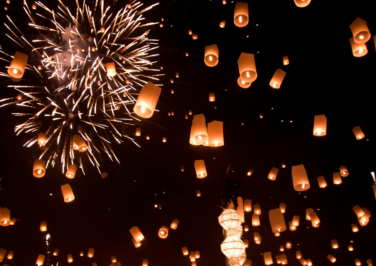 Sky lanterns - beautiful or deadly?