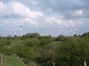 Carsington Wind Farm