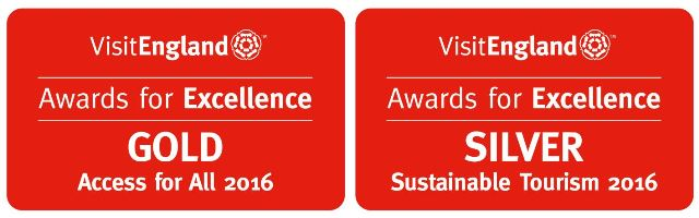 VisitEngland Awards for Excellence 2016