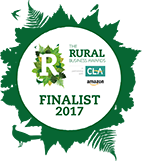 Rural Business Awards Finalist logo