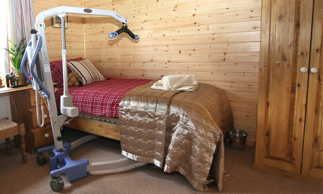 High quality holiday accommodation with facilities for guests with disabilities and a wide range of specialist equipment
