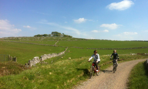 peak district cycle routes