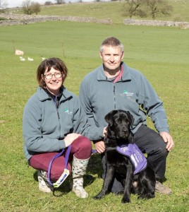 Canine Partners assistance dog