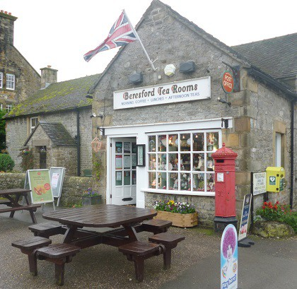 Hartington tea room