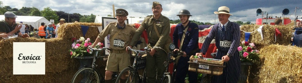 Eroica cycle ride