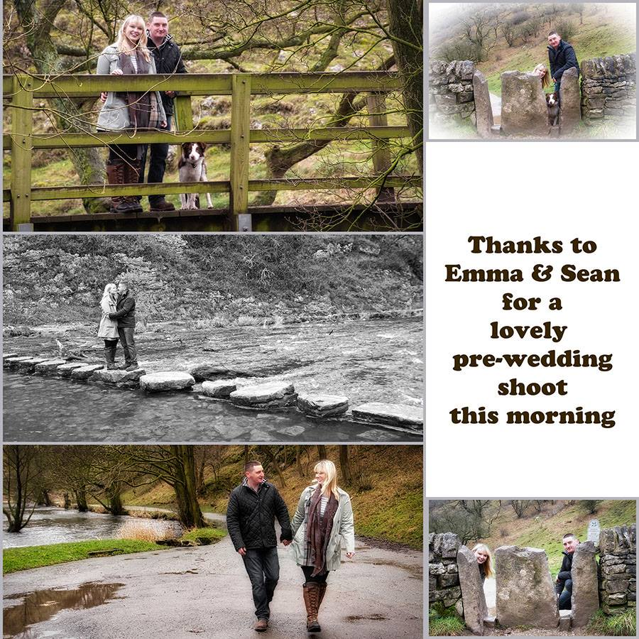 Dovedale photo shoot