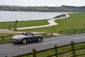 Porsche at Carsington