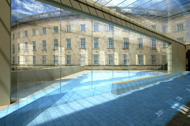 Buxton set to sparkle as a spa town hoe grange holidays - Hotels in buxton with swimming pool ...