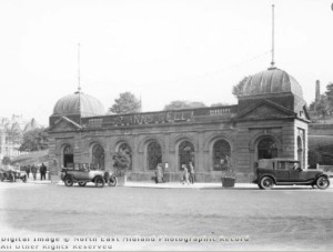 Pump Room with Domes