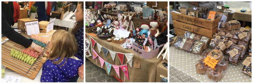 Ashbourne artisan market