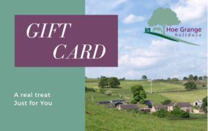 Hoe Grange Holidays Gift Card