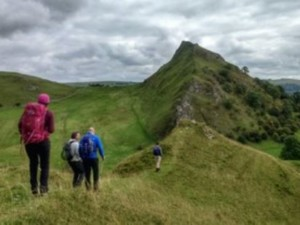 Guided walks with Cath Lee