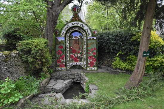 Coffin well Tissington