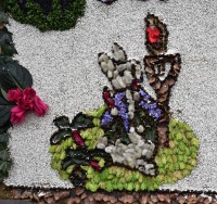 Well Dressing Peter Rabbit