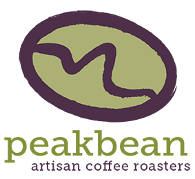 Peak Bean Coffee logo