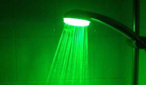 Sensory Shower Head