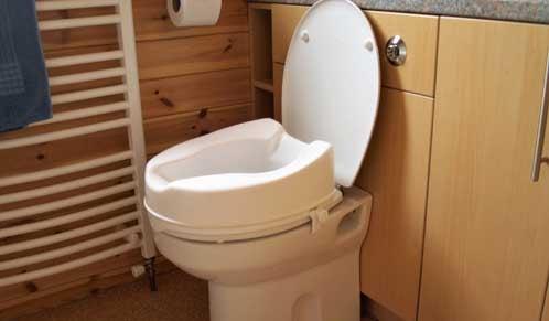 10cm Toilet Seat Riser