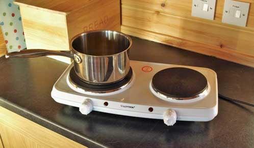 Portable Electric Hob Cooker