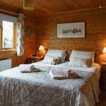 Hipley loc cabin near Matlock