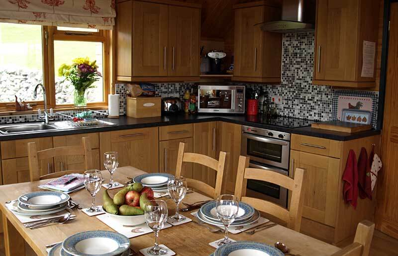 Hipley self-catering lodge