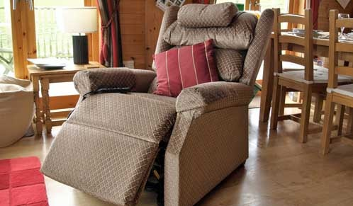 Rise and Recline Armchair (dual motor)