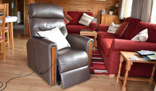 Rise and Recline Armchair (single motor)