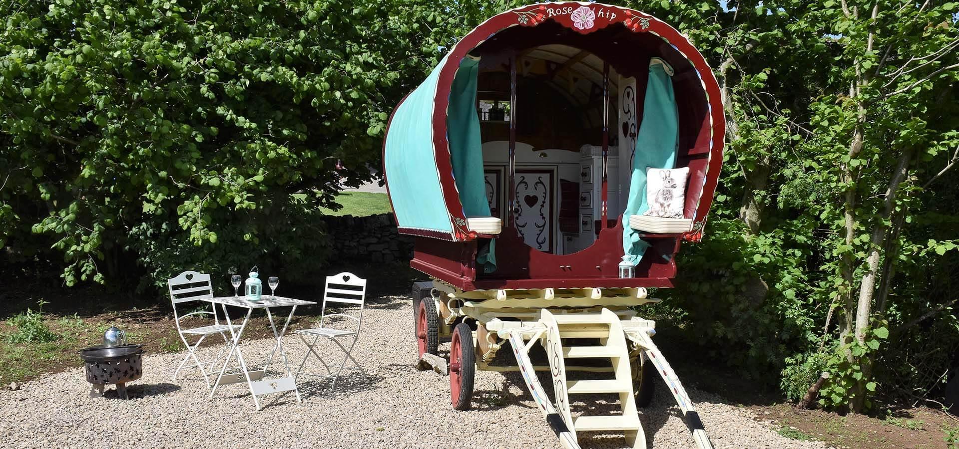 Gypsy Caravan Holidays