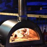 Pizza oven experience