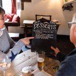 local pub at Brassington