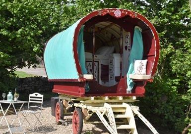 Rose Hip Caravan