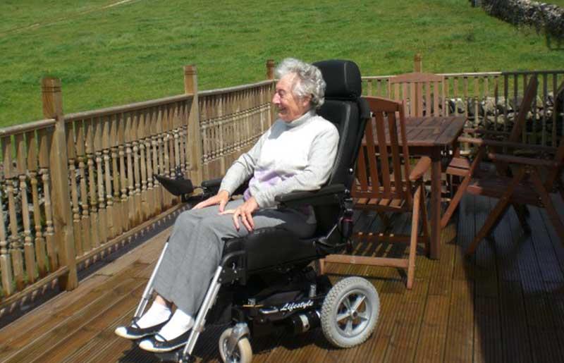 wheelchair friendly holidays