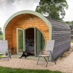 dog friendly glamping pod