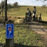 Cycling in the Peak District National Park