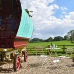 Gypsy Caravan Holidays near Matlock