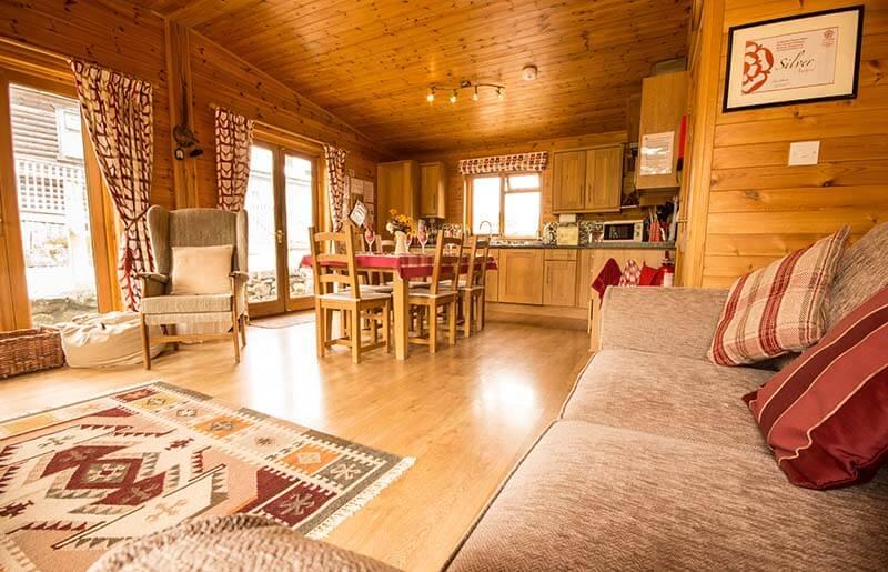 Pinder Cabin Page Slider Image