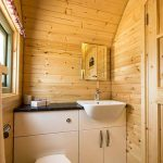 glamping with ensuite facilities