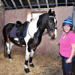 Horse holidays Derbyshire