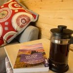 luxurious glamping Peak District