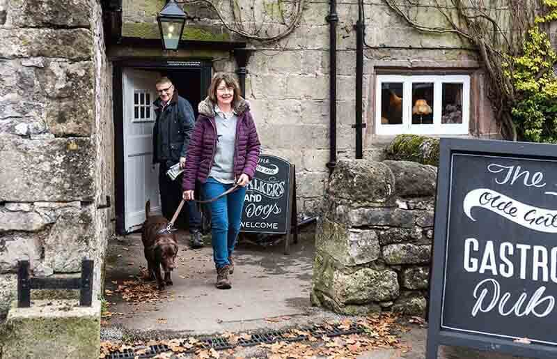 Dog-friendly pub walks