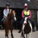 Riding holidays Derbyshire