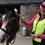 Take Your Horse on Holiday farmyard