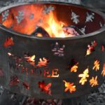 Woodee firepit