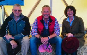 Jules Hudson of Escape to the Country