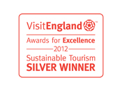 Sustainable Tourism Silver Winner 2012