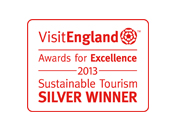 Sustainable Tourism Silver Winner 2013