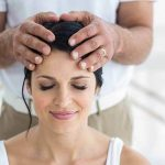 Spa Experience head massage
